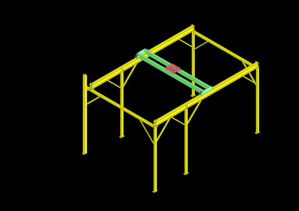 Pont-roulant conventionnel - ABMS Consultants